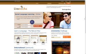Livemocha: The Social Language Learning Website